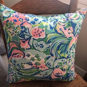 Lilly Pulitzer Square Pillow